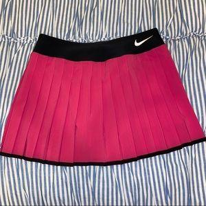 Nike womens dri-fit skort